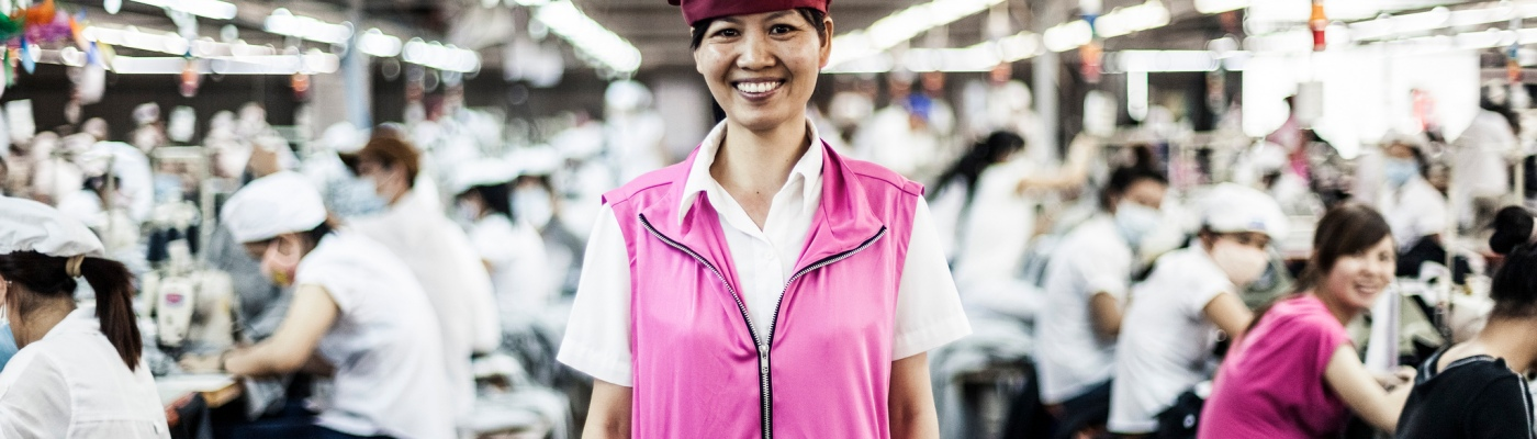 Factory workers. Image by ILO Asia Pacific, CC. https://www.flickr.com/photos/iloasiapacific/